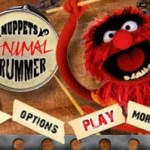 New Muppets iPhone app: Animal Drummer