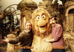 richard junior gorg rob mills