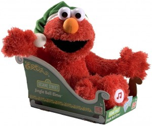 02 GUND Jingle Bell Elmo