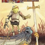 Muppet King Arthur #1 and The Muppet Show #2 comic previews!