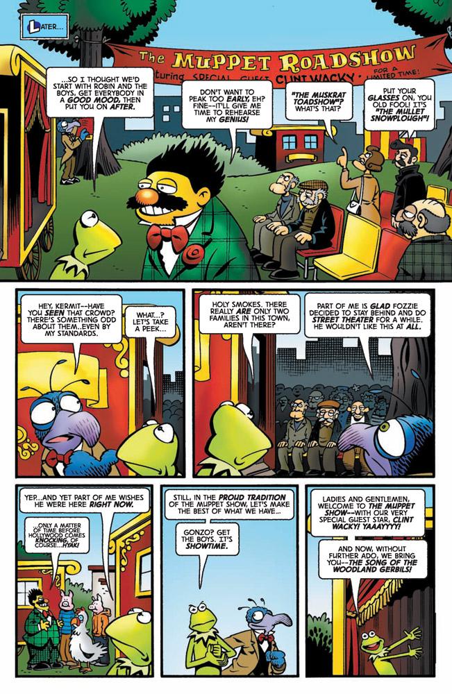 Arthur Comic Book The Muppet Show Comic Book