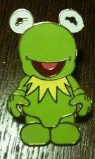 Vinylmation Kermit pin.  Submitted by Lara F. Score: 2.81