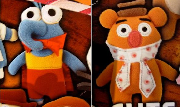 Gonzo and Fozzie Pook-a-looz, 2010.  Submitted by Mini Skunk. Score: 2.49