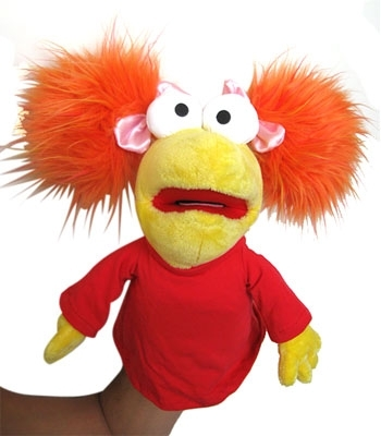 Red Fraggle puppet, Dr. Doozer line, 2009.  Score: 3.28
