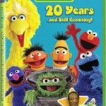 Sesame Street 20th anniversary on DVD