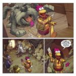 Fraggle Rock Comic Book #1 Preview