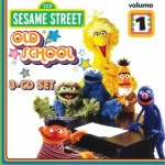 Review: Sesame Street Old School v.1 CD set