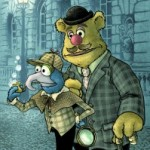 Muppet Sherlock Holmes coming soon