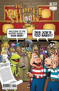 muppetshowcomic5cover