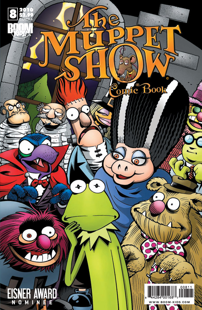 Muppet Show Comic Book 8