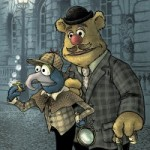 Muppet Sherlock Holmes #1 Preview