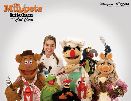 of keeping the Muppets in