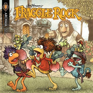 Fraggle Rock 001 Cover B