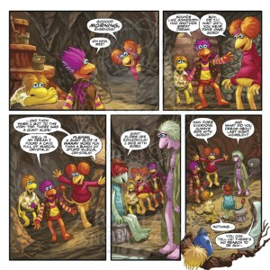 Fraggle Rock v2 001 Preview_PG2