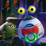 12 Days of Muppet Christmas, Day 12: Robots vs. Snowballs vs. Pigeons