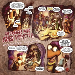 Fraggle Rock Vol. 2 #2 Preview_PG3