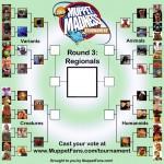 Muppet Madness 2011: Regionals