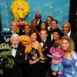 Sesame Rocks Daytime Emmys
