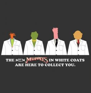 54 the white coats