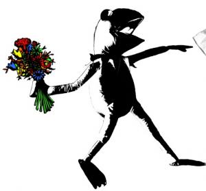 57 kermit flower thrower