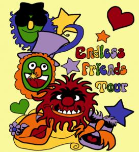 65 Endless Friends Tour