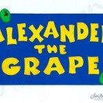 "Watch Jim Henson's Long-Lost Animated Short ""Alexander the Grape"""