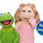 The Build-a-Bear Kermit & Piggy Are Puppets!