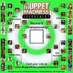 Muppet Madness 2012: Championship Round!