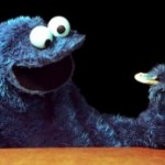 VCR Alert: Cookie Monster Chews on The Chew
