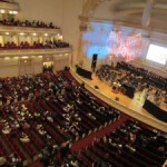 Fraggles, Monsters, Squirrels, and Frogs Play Carnegie Hall