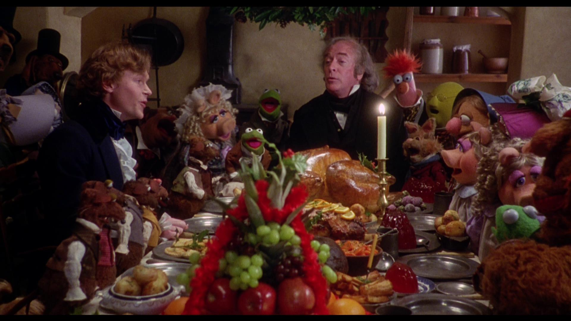 Review: Muppet Christmas Carol Blu-Ray « Muppet Fans Who Grew Up ...