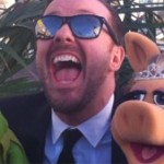 Ricky Gervais Says ½ Fortnight Until Muppets