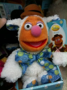Easter Fozzie by Just Play, submitted by Chris Stulz