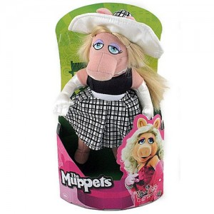 Miss Piggy doll, submitted by Chris132