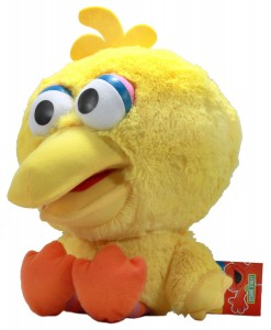 Big Bird puppet by Furyu Submitted by Matthew Smith