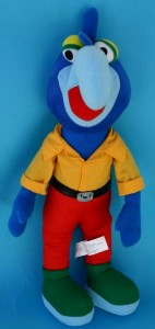 Gonzo plush by Toy Factory, submitted by Shane Keating