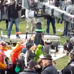 "Muppets Raise Hands in Video of ""Muppets… Again"" Filming"