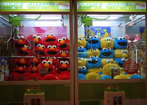 1-02 sesame arcade machine