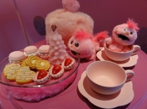 4-25 tea set