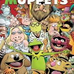 Coming Soon: A Big Ol' Book of Muppet Comics