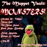 Muppet Vault: Monsters Returns!