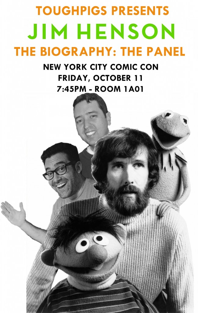 nycc panel poster