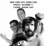 ToughPigs Presents Jim Henson: The Biography Panel at NYCC!