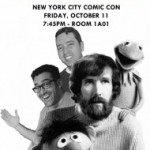 How to Be a Muppet Fan at NYCC – 2013