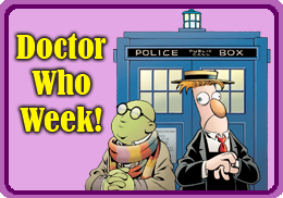 Doctor Who Week!