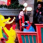 Watch the Sesame Gang Hold Up Traffic in Macy's Parade