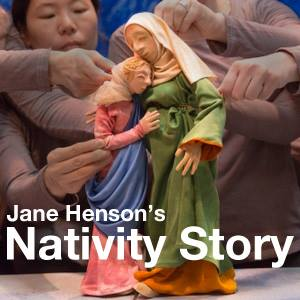 Jane Henson Nativity image