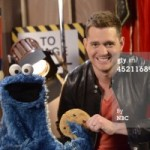 VCR Alert: Cookie Monster to Have a Very Bublé Christmas