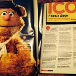 Fozzie Bears It All for Maxim Magazine