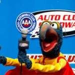 Watch Gonzo Tell NASCAR Drivers How to Start Their Engines